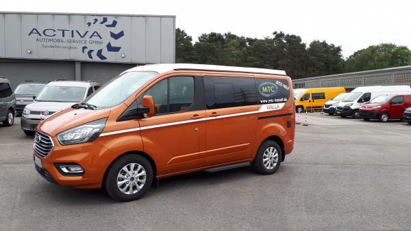 Ford Transit Custom Camper Vialla