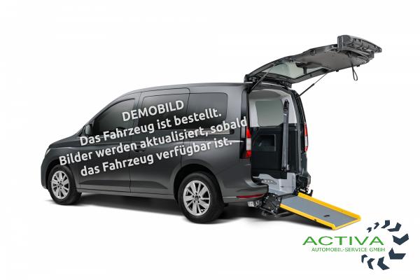 Volkswagen Caddy Style 2.0 TDI DSG Rollstuhlumbau