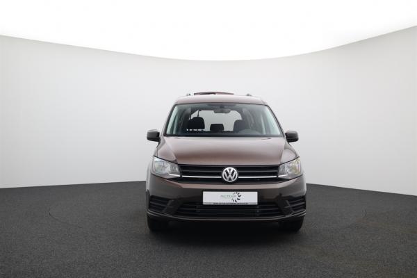 Volkswagen Caddy Trendline 1.4 TSI DSG Rollstuhlumbau