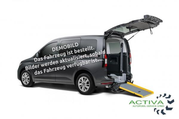 Volkswagen Caddy Life 1.5 TSI DSG Rollstuhlumbau